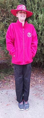 Chapman Uniform