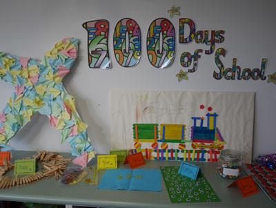 An array of Kindergartens' Homework